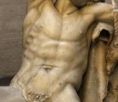 Fauno Barberini (Satiro Ubriaco) – III°- I° secolo a.c.