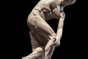 Il Discobolo – Mirone di Eleutère – 455 a.c.