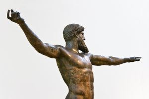 Il Cronide è Zeus o Poseidone ? – 480-470 a.c.
