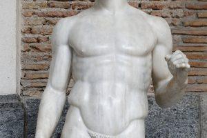 Il Doriforo – Policleto – 450 a.c.