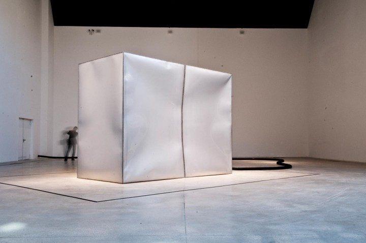 Arcangelo Sassolino, Piccolo animismo, 2011