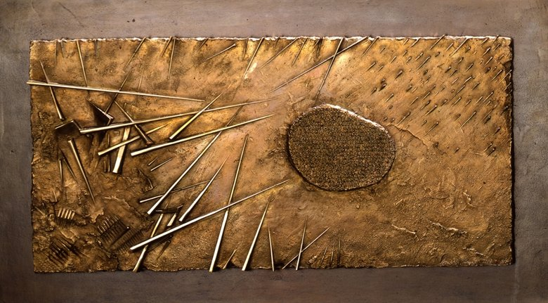 Frammento II - da L'Arte dell'uomo primordiale di Emilio Villa, 2004