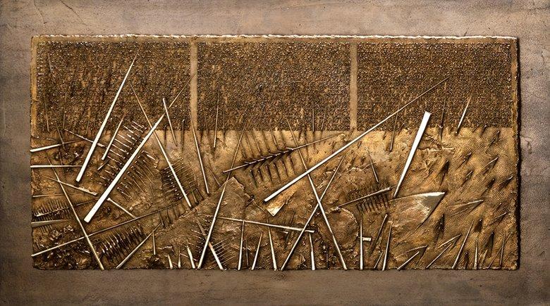 Frammento IV - da L'Arte dell'uomo primordiale di Emilio Villa, 2004