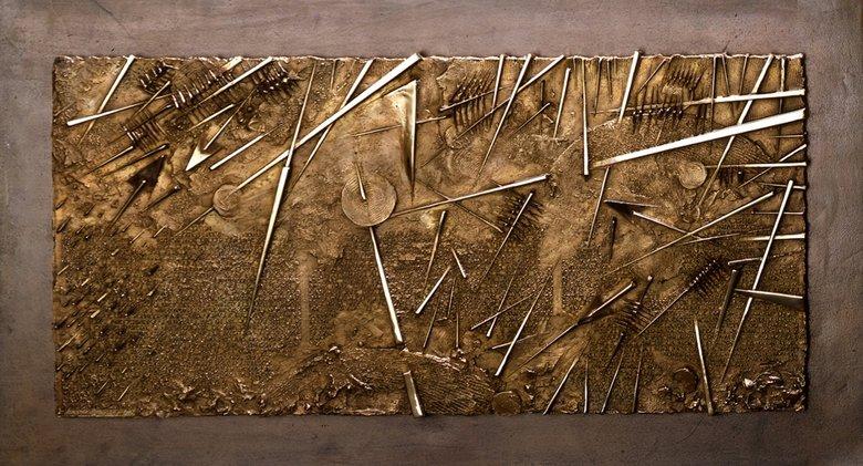 Frammento VI - da L'Arte dell'uomo primordiale di Emilio Villa, 2004