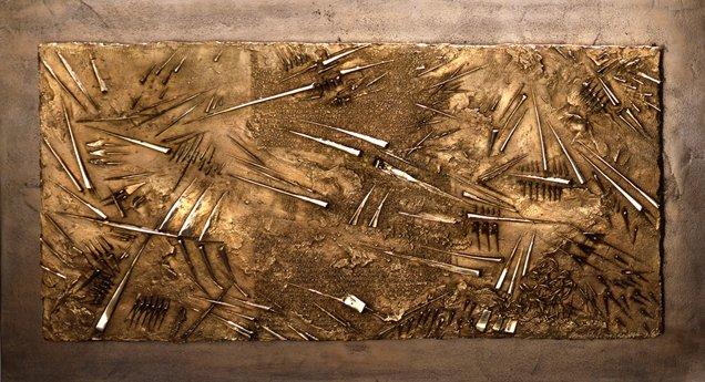 Frammento VII - da L'Arte dell'uomo primordiale di Emilio Villa, 2004