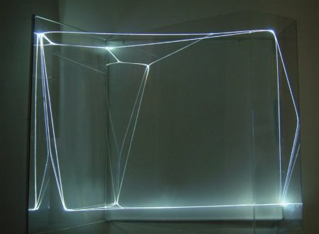 Carlo Bernardini – L'Arte della fibra ottica