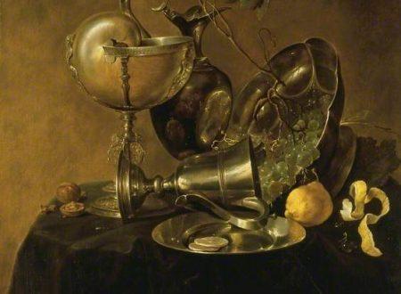 Jan Davidsz de Heem-Still Life