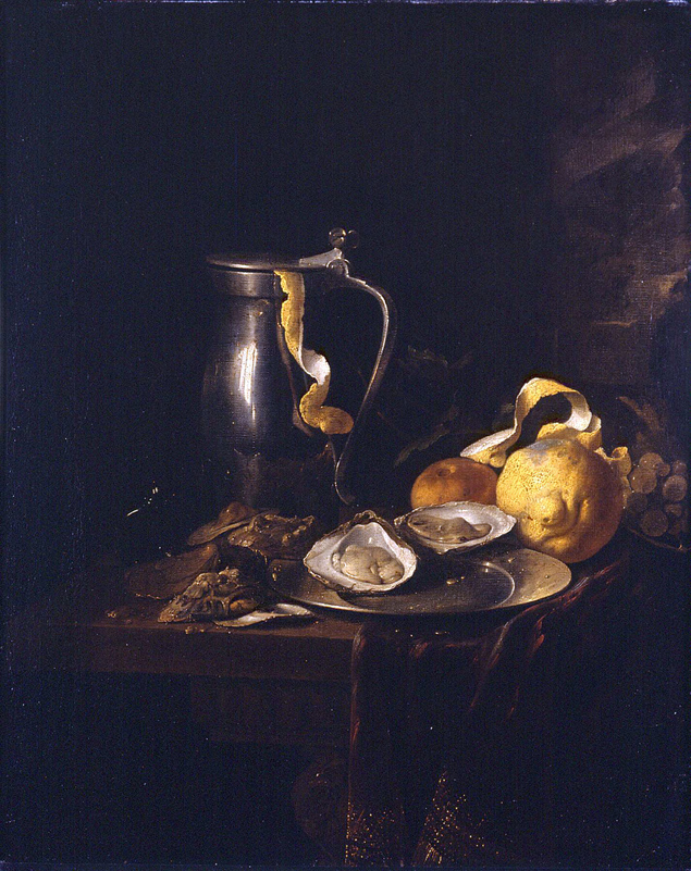 still-life-with-a-pewter-jug-oysters-and-a-lemon-1633