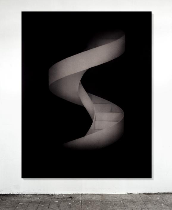 senza-titolo-2009-inchiostro-e-tempera-acrilica-su-tela-cm-235hx181-scala-media