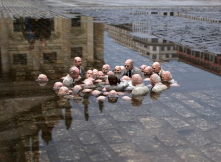 Isaac Cordal – Cements Eclipses