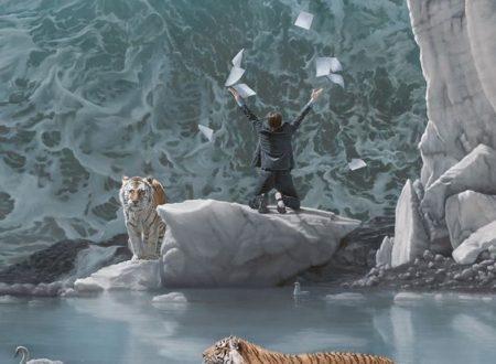 Joel Rea – Le tigri fra i ghiacci