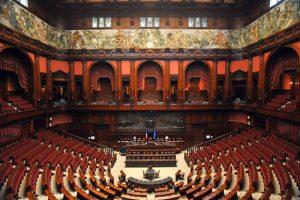 Giulio Aristide Sartorio – Fregio Della Camera Dei Deputati – 1912