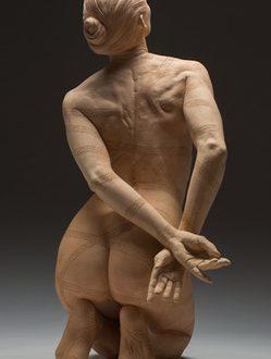 Kristine Pool – Il Nudo di schiena