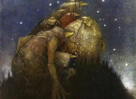 Jhon Bauer  – Il pittore tra gnomi e troll