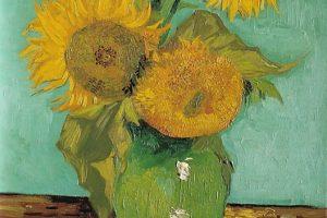 """Vincent Van Gogh –  Il mito del """"Campo Dei Girasoli"""""""