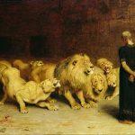 Briton Riviere – Daniele Nella Fossa Dei Leoni – 1872