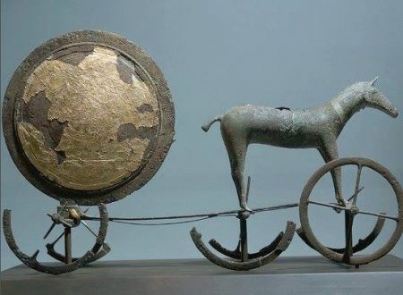 Solvognen, il Carro vichingo del Sole di Trundholm