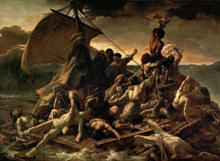 Jean-Louis André Théodore Gericault – La Zattera Della Medusa – 1819