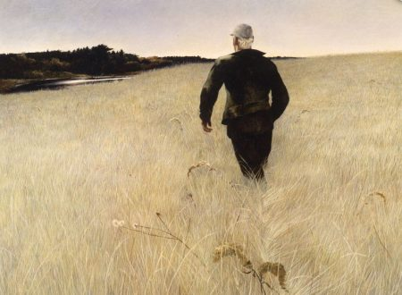 Andrew Newell Wyeth sconosciuto in Europa, tra i più grandi negli U.S.A.