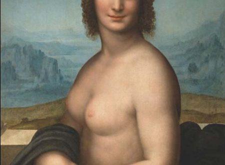 "La ""Gioconda Nuda"" del Salai"