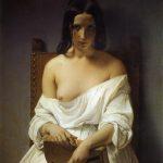 Francesco Hayez – Meditazione Sulla Storia D'Italia – 1850