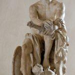 Ares Ludovisi –  320 a.c. scuola di Lisippo