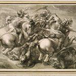 """Il mistero della """"Battaglia Di Anghiari"""" di Leonardo e """"La Battaglia Di Cascina"""" di Michelangelo"""