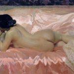 Joaquin Sorolla – Nudo