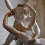 Antonio Canova  – Amore e Psiche – 1793