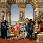 Sandro Botticelli – La Calunnia – 1490/1495