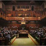 Banksy – Devolved Parliament