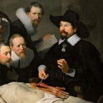 Rembrandt – Lezione Di Anatomia Del Dottor Tulp – 1632