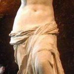 La Venere Di Milo – Alessandro di Antiochia – 130 a.c