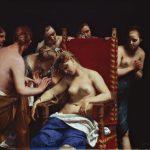 Guido Cagnacci – Morte Di Cleopatra – 1660/1663