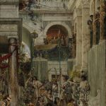 Spring – Sir Lawrence Alma-Tadema – 1894