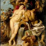 Pieter Paul Rubens – L'Unione Dell'Acqua E Della Terra – 1618