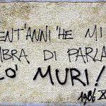 """Livorno – Da """"Su questo bel muro non ci scriverò mai"""" a """"Io Manifesto"""""""