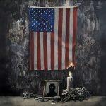 Perchè è morto George Floyd? Banksy lo celebra così