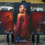 Romario Rolook Lukau – Black live matter from Kinshasha