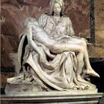 La Pietà  – Michelangelo Buonarroti – 1497/1499