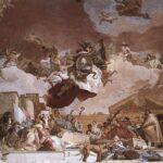 I soffitti Rococò di Gian Battista Tiepolo